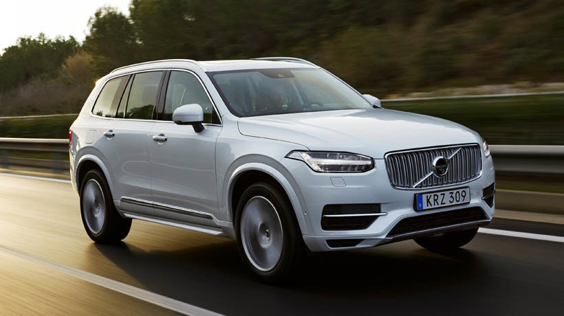 All Volvo cars to be electric or hybrid from 2019