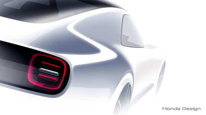 Sports EV Concept