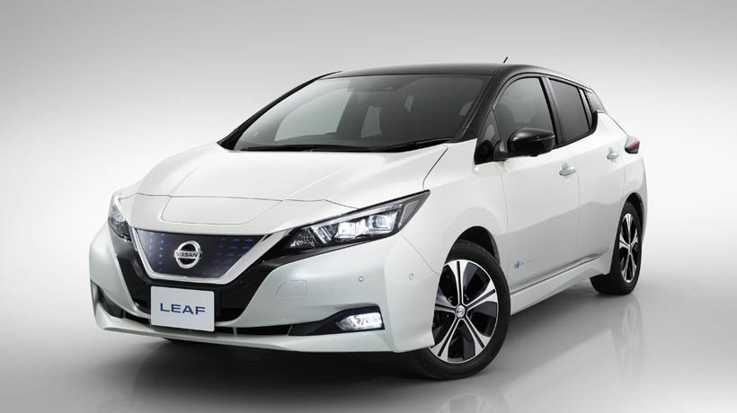 Nissan Leaf new limited-edition 2.Zero goes on sale in Europe