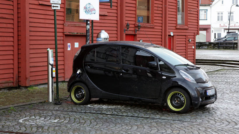 Norway electric car ownership