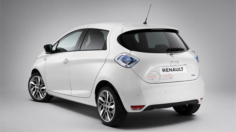 Renault zoe star wars limited edition