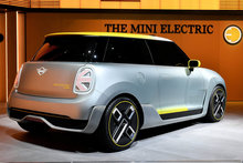Mini Electric at Frankfurt Motor Show 2017