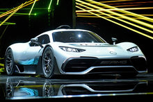Mercedes-AMG Project One at Frankfurt Motor Show